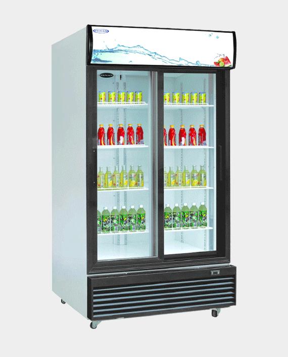 Zenan ZSC-LG1000BFS 1000L Showcase Cooler in Qatar