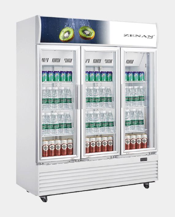Zenan ZSC-LG1300BF 1300L Showcase Cooler in Qatar