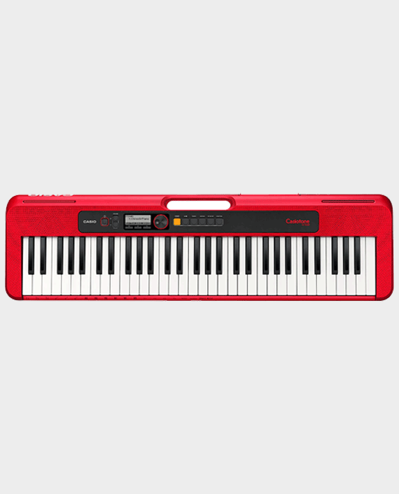 Casio CT-S200 Casiotone Keyboard Red in Qatar
