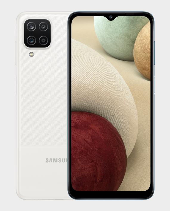 Samsung Galaxy A12 4GB 128GB White in Qatar