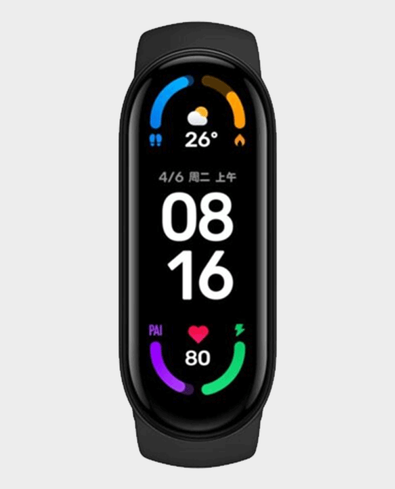 Xiaomi Mi Smart Band 6 Price in Qatar and Doha