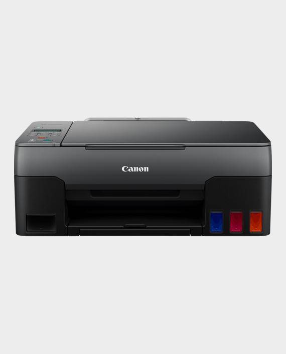 Canon PIXMA G3420 Wireless Colour 3-in-1 Refillable MegaTank Printer in Qatar