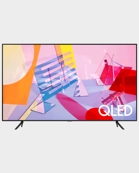 """Samsung 75"""" Q60T QLED 4K Flat Smart TV 2020 in Qatar"""