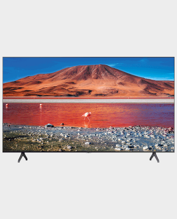 "Samsung 65"" TU7000 UHD 4K Flat Smart TV 2020 in Qatar"