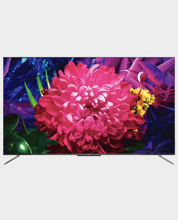 TCL 50C715 QLED Android Smart TV 50 inch in Qatar