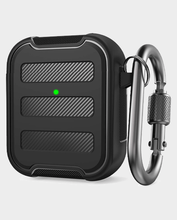 AhaStyle PT115-A AirPods 1&2 Rugged Armor Protection Case in Qatar
