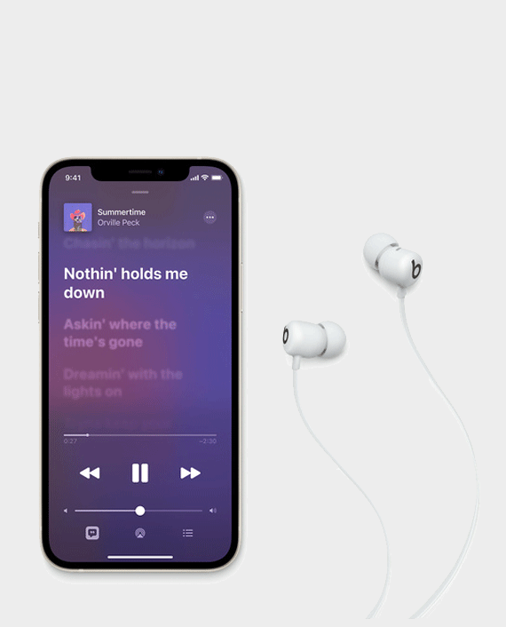 Beats Flex MYME2ZM/A Wireless Earphone