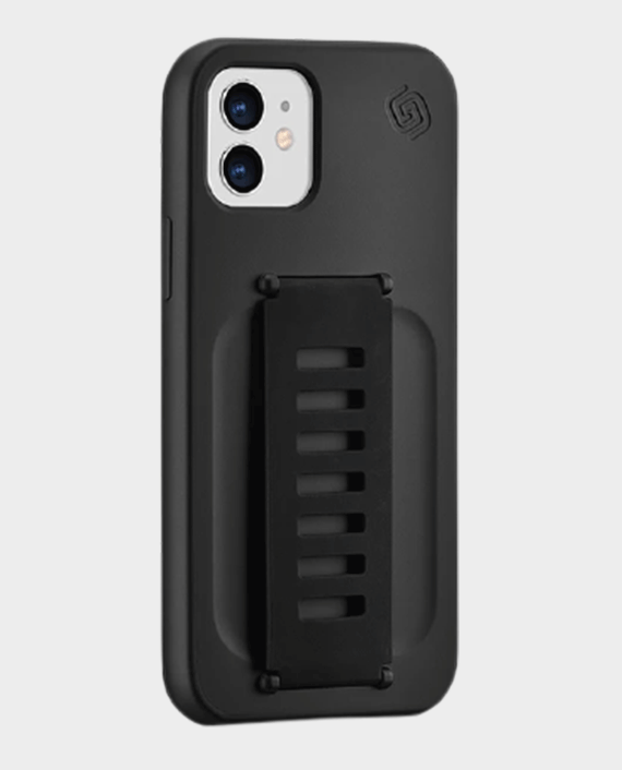 Grip2u Slim Case For Iphone 12/12 Pro - Charcoal