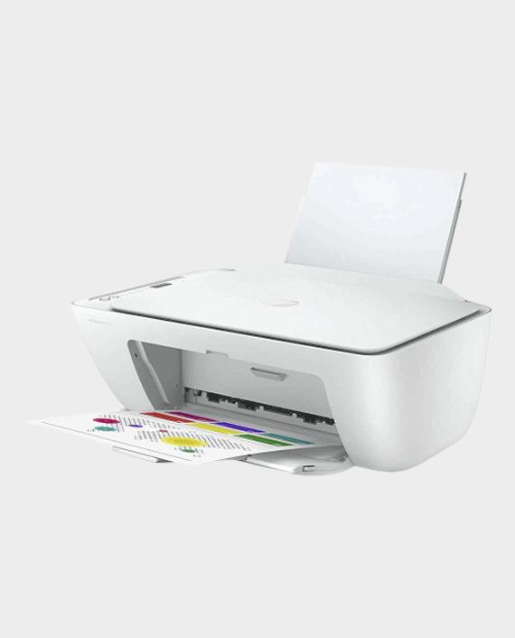 HP DeskJet 2710 All In One Printer White