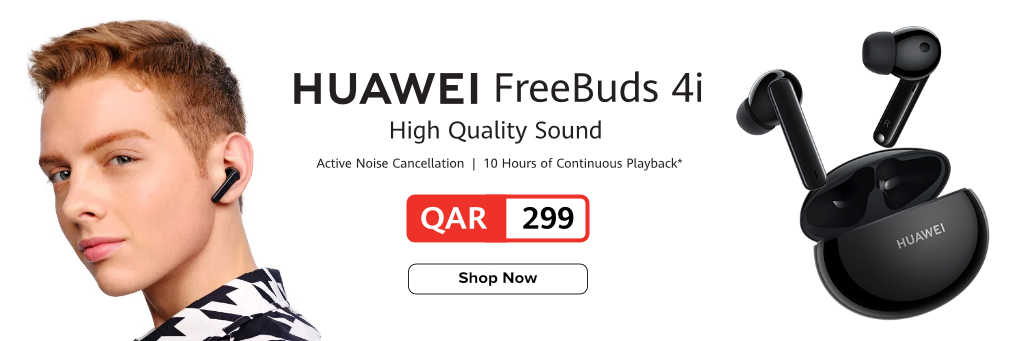 Huawei Freebuds 4i in Qatar