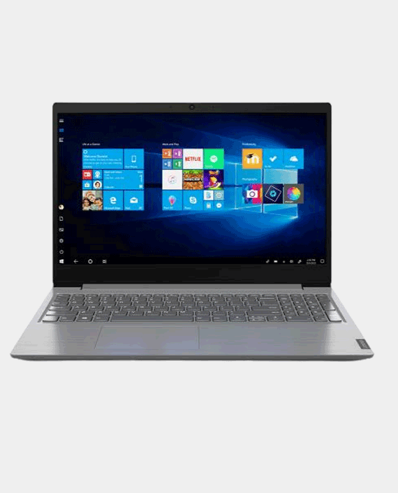 "Lenovo V15 ADA / 82C70088AX / AMD Ryzen 5 3500U / 4GB RAM / 1TB 5400rpm / Integrated / 15.6"" Inch / Windows 10 / Iron Grey in Qatar"