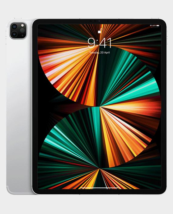 "Apple iPad Pro 12.9"" M1 2021 Wifi 256GB Silver in Qatar"