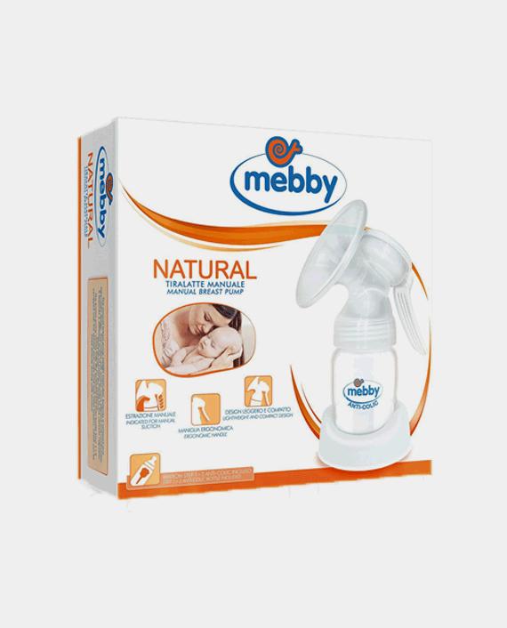 Mebby 95014 Natural Manual Breast Pump in Qatar