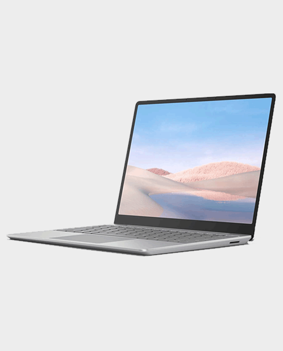 Microsoft Surface Laptop Go 21O 00014 Intel Core i5 1035G1 16GB Ram 256GB SSD 12.4 inch Touch Platinum