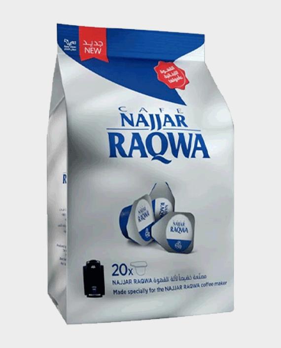 Najjar Raqwa Bag Single Cup Plain Bag in Qatar
