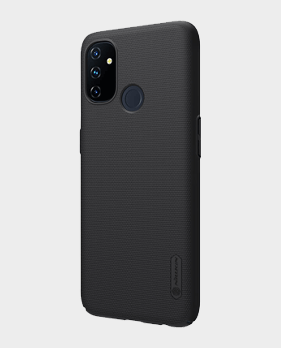 Nillkin OnePlus Nord N100 Super Frosted Shield Protection Case Black