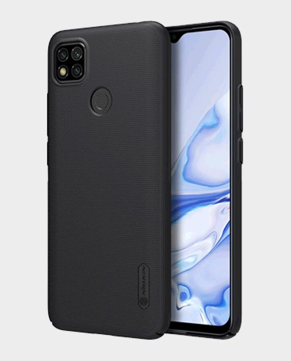 Nillkin Redmi 9C Super Frosted Shield Protection Case Black