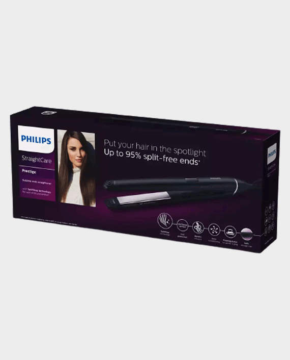 Philips BHS677 03 SplitStop Straightener