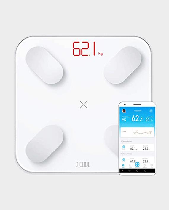 Picooc Mini Lite Digital Scale White in Qatar