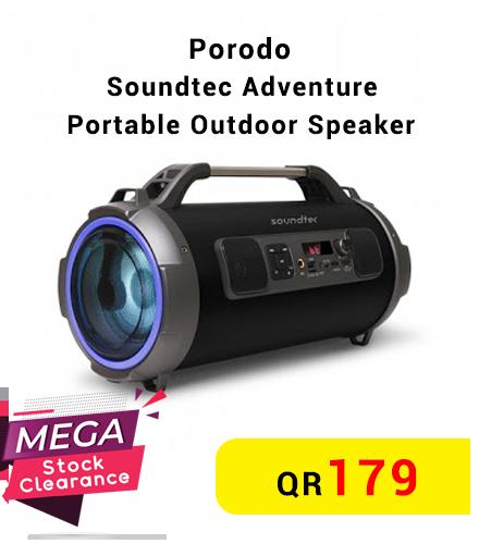 Porodo Soundtec Adventure Portable