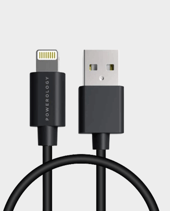 Powerology Lightning Cable 1.2m in Qatar