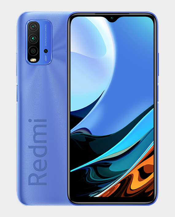 Xiaomi Redmi 9T 6GB 128GB Blue in Qatar