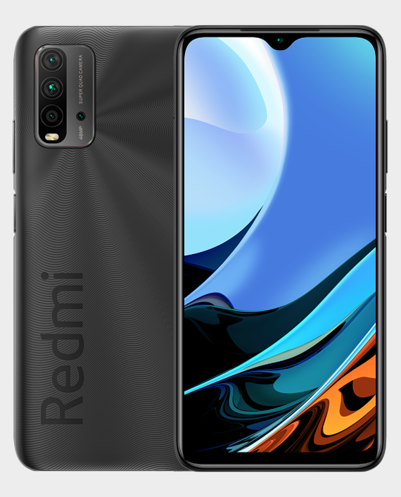 Xiaomi Redmi 9T 6GB 128GB Grey in Qatar