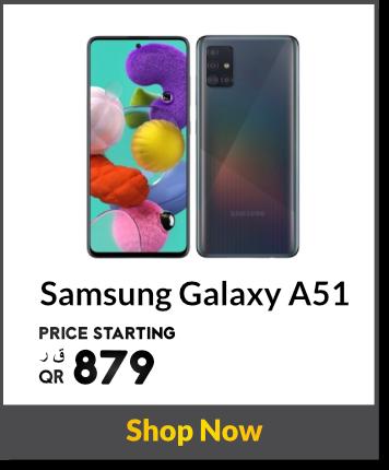 Samsung Galaxy A51 In Qatar