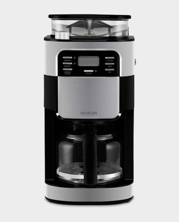 Sencor SCE 7000BK Coffee Machine with Grinder in Qatar
