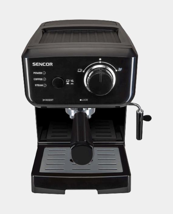 Sencor SES 1710BK Espresso Coffee Machine - Black
