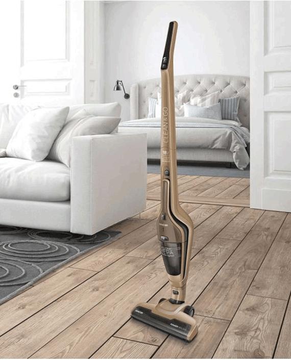 Sencor SVC 8618GD 2 in 1 Cordless Vacuum Cleaner Gold