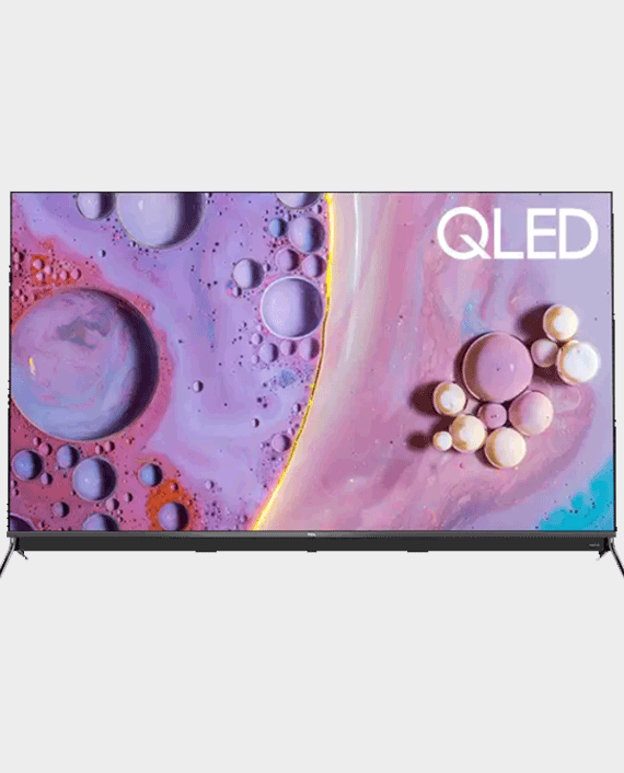 TCL 65C815 QLED Android Smart TV 65 inch in Qatar