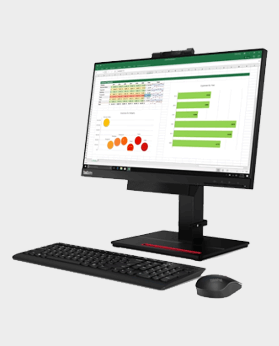 Lenovo Tiny-in-One 22 Gen 4 ThinkCentre Monitor - 21.5 inch