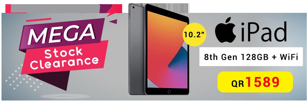 Apple iPad 10.2 8 gen offer