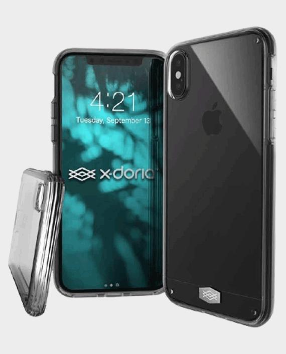 X-Doria iPhone XS Max Clearvue Back Case Clear in Qatar