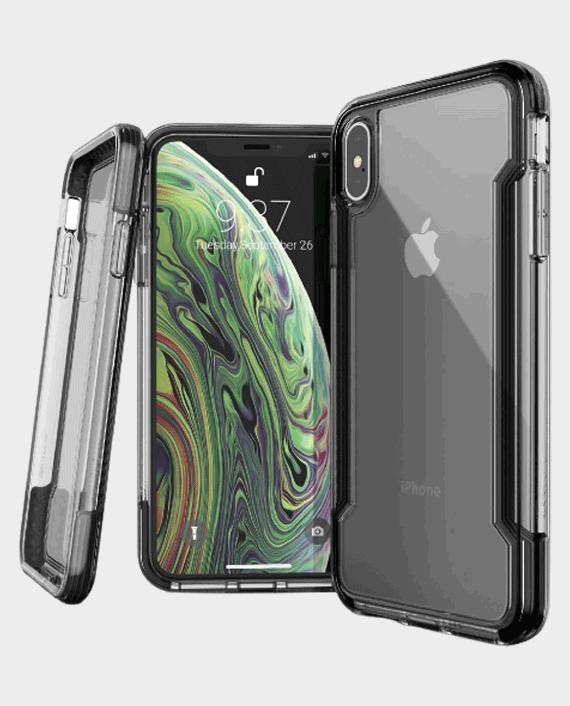 X-Doria iPhone Xs Max Defense Clear Back Case in Qatar