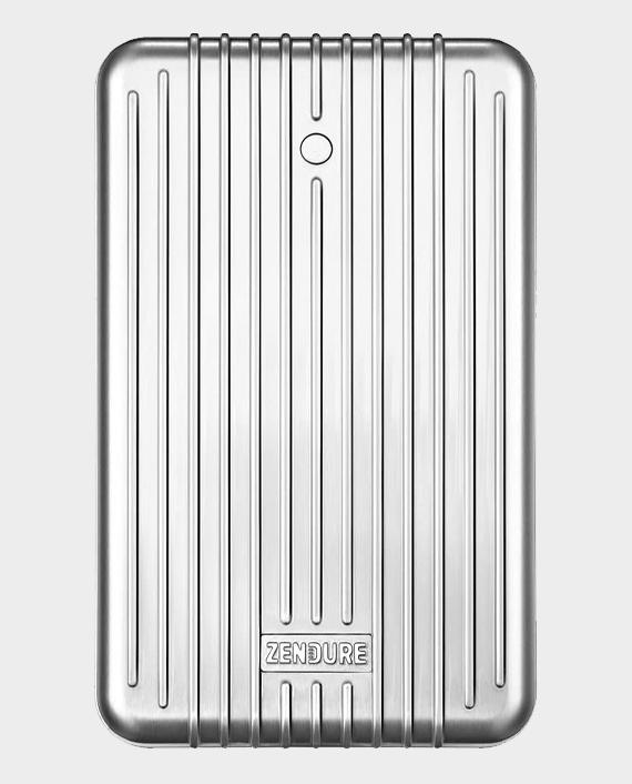 Zendure A8PD USB C PD External Battery Silver