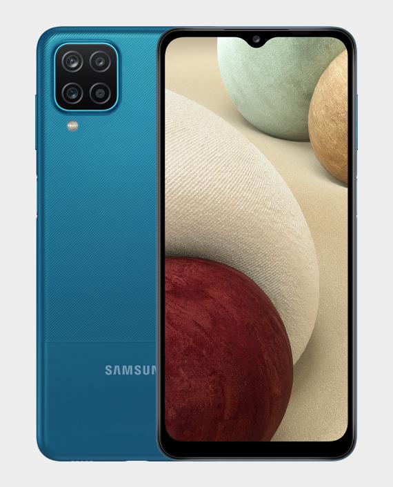 Samsung Galaxy A12 4GB 128GB Blue in Qatar