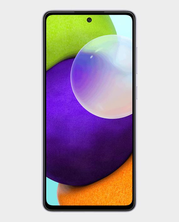 Samsung Galaxy A52 5G 8GB 128GB Awesome Violet in Qatar