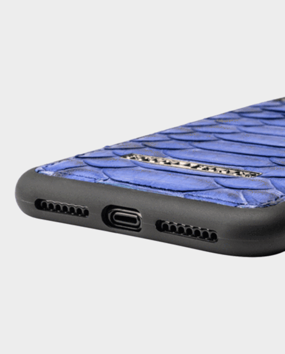 Gold Black Exotic iPhone XS Max Case