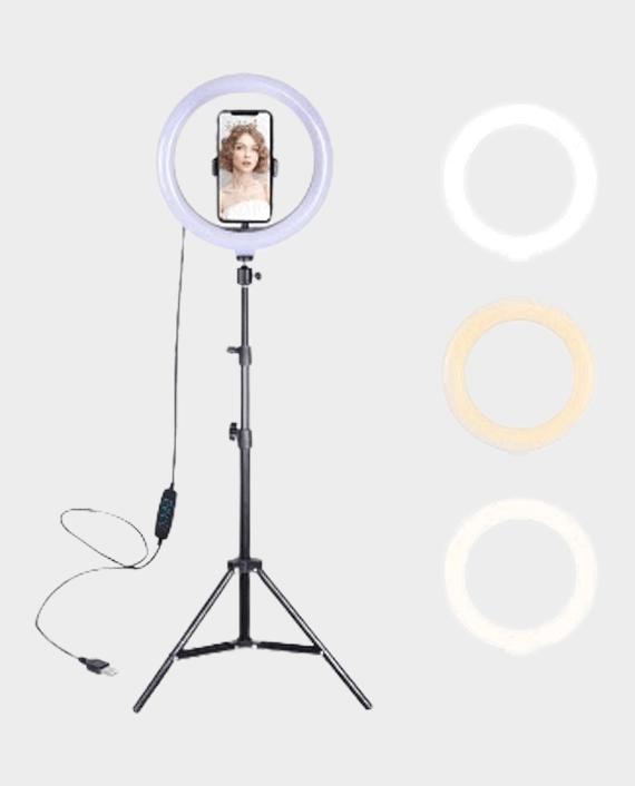 iBrit Selfie Ring Light Studio 12 inch with Tripod in Qatar