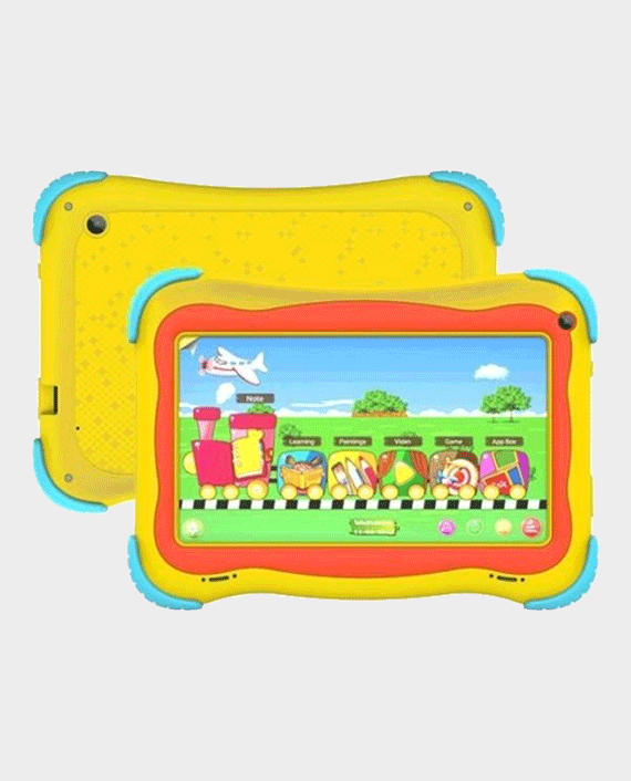 iBRIT Kids K2 7 inch 1GB 8GB WiFi Kids Tablet Orange in Qatar