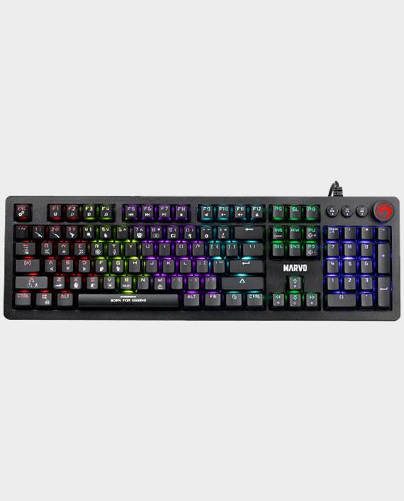 Marvo KG917 Wired Game Mechanical Keyboard in Qatar