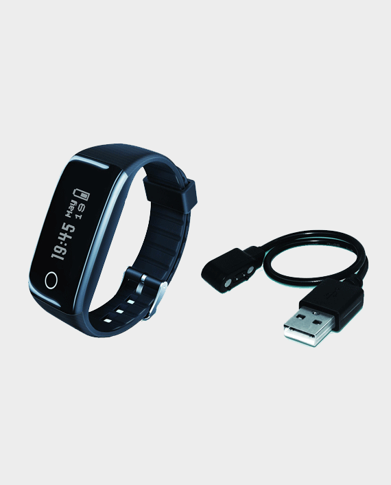 Medel 95185 Connect Cardio Watch Pulse Heart Rate Monitor in Qatar