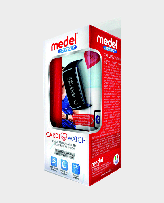 Medel 95185 Connect Cardio Watch Pulse Heart Rate Monitor