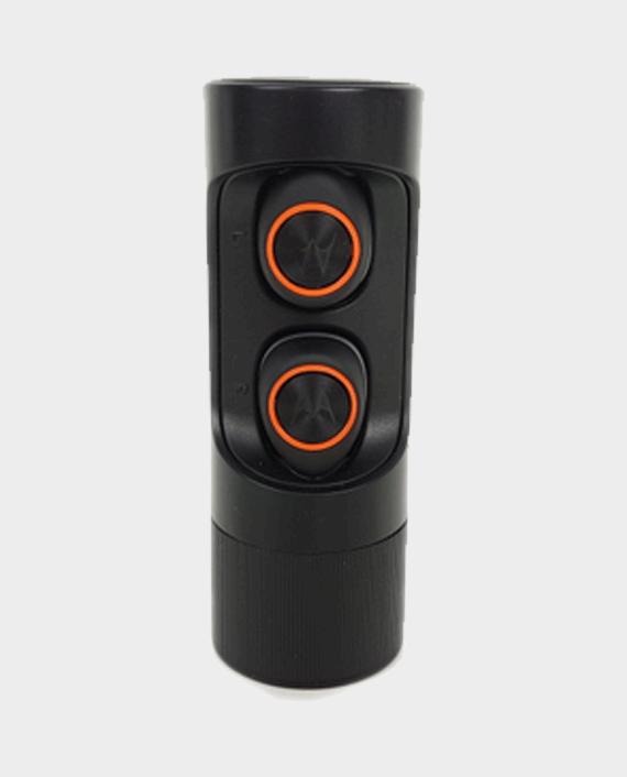 Motorola Verve Ones Music Edition True Wireless Bluetooth Earbuds Black