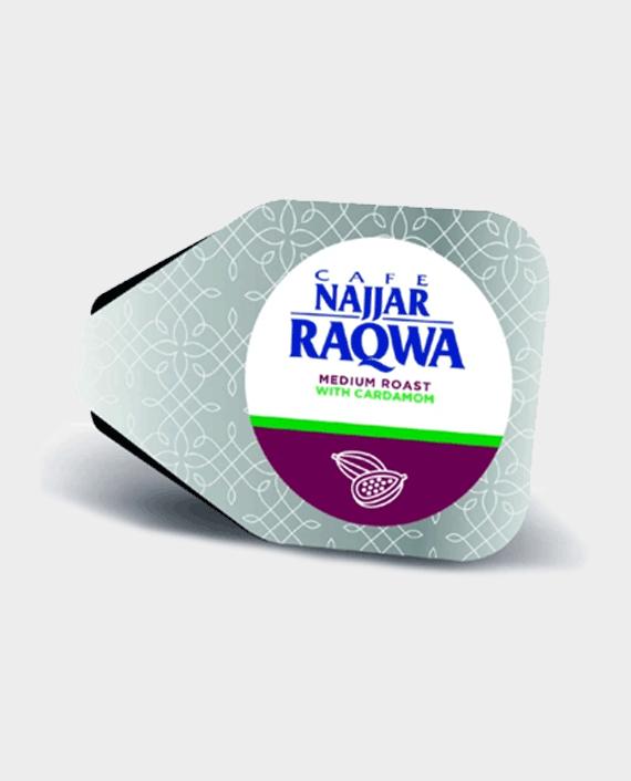 Najjar Raqwa Bag Single Cup with Cardamom Bag 20 pcs