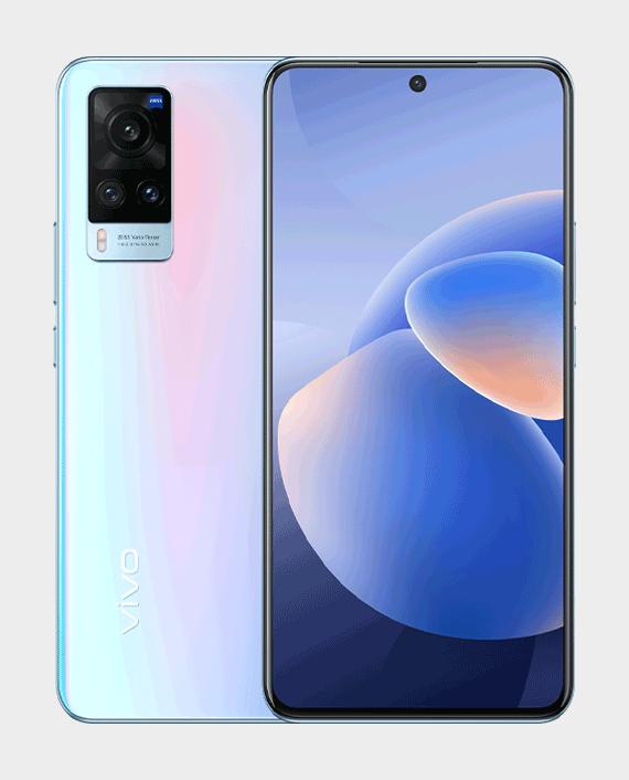 Vivo X60 5G 12GB 256GB Shimmer Blue in Qatar