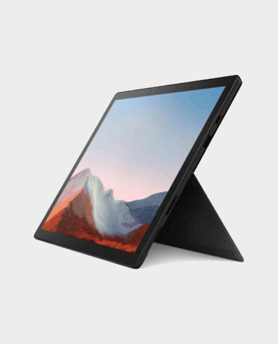"""Microsoft Surface Pro 7+1NA-00021 Intel Core i5 8GB Ram 256GB SSD 12.3"""" Display Wi-Fi Windows 10 Pro Black in Qatar"""