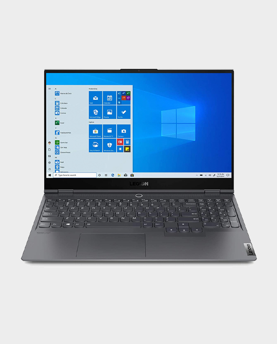 Lenovo Legion S7 15IMH5 / 82BC0009AX / i7-10750H / 16GB Ram / 1TB SSD / RTX 2060 Max-Q 6GB GDDR6 Graphics / 15.6 Inch FHD / Windows 10 Black in Qatar